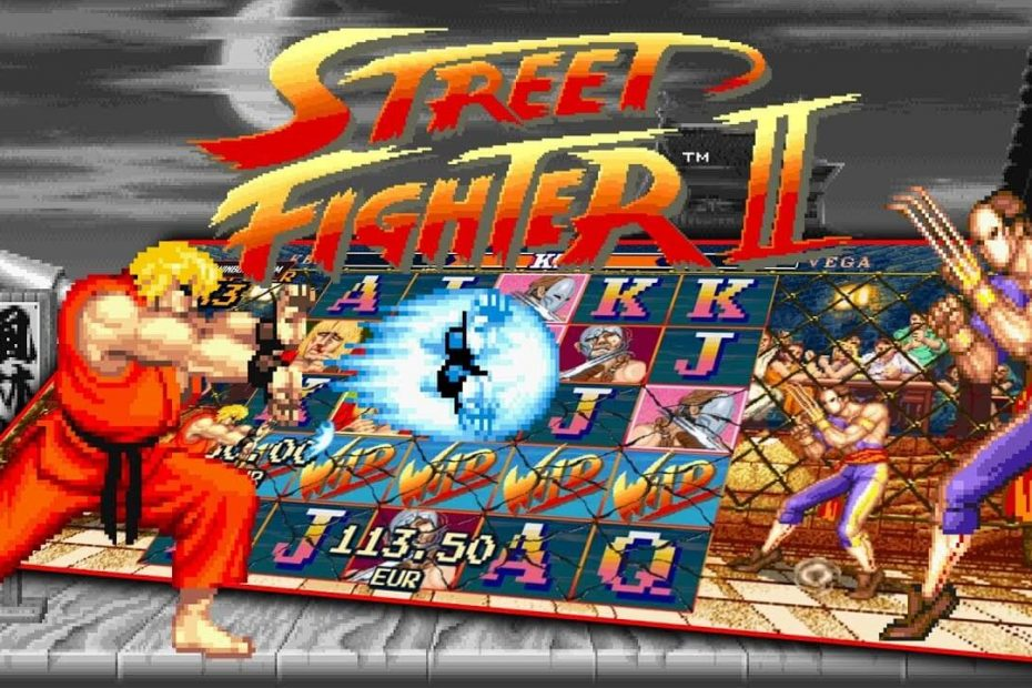 street fighter casino slot