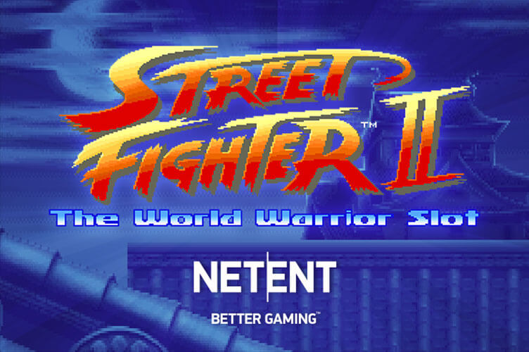 street fighter slot by netent